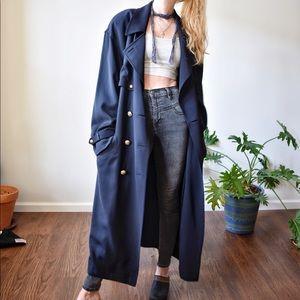 Dana Buchman oversized jacket